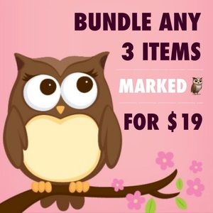 Shoes - SALE❗️bundle Any 3 items marked with 🦉 for $19